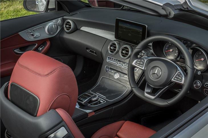 Mercedes Benz C Class Cabriolet 2016 Car Review Honest