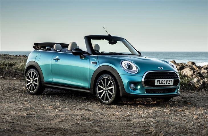 Mini Convertible F57 2016 Car Review Honest John