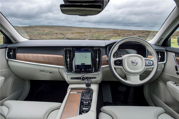 Volvo S90 2016 - Car Review   Honest John