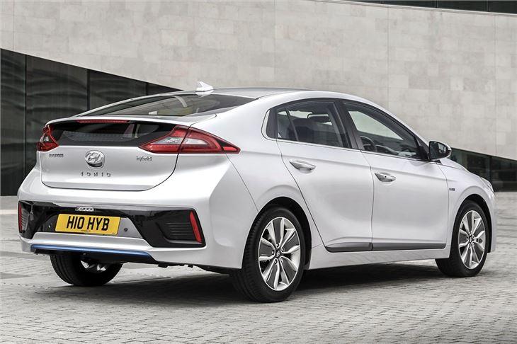 Hyundai Ioniq 2016 - Car Review | Honest John
