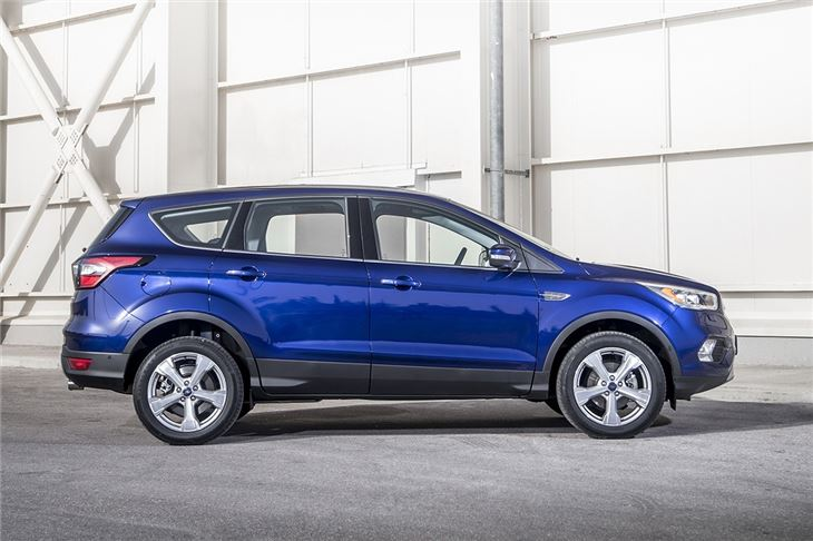 Ford Kuga 1 5 Tdci 2016 Road Tests Honest John