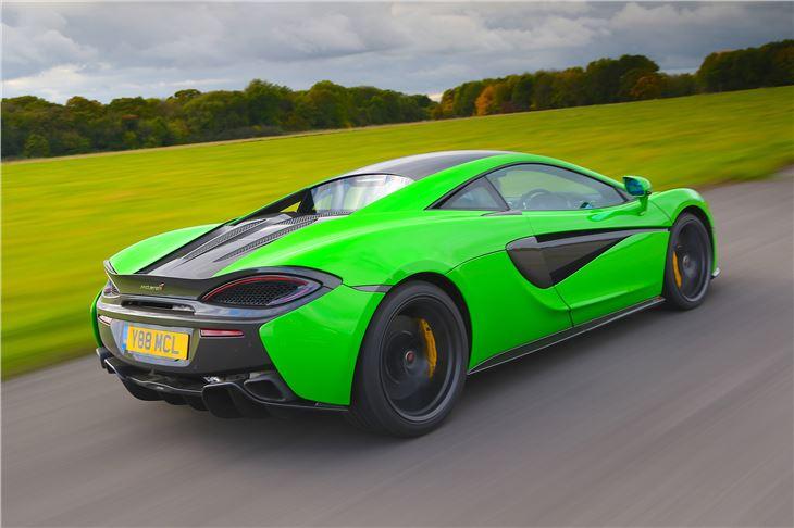 McLaren 570 2015 - Car Review   Honest John