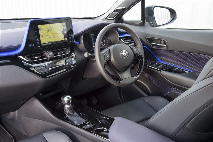 Toyota C Hr 2016 Road Test Road Tests Honest John