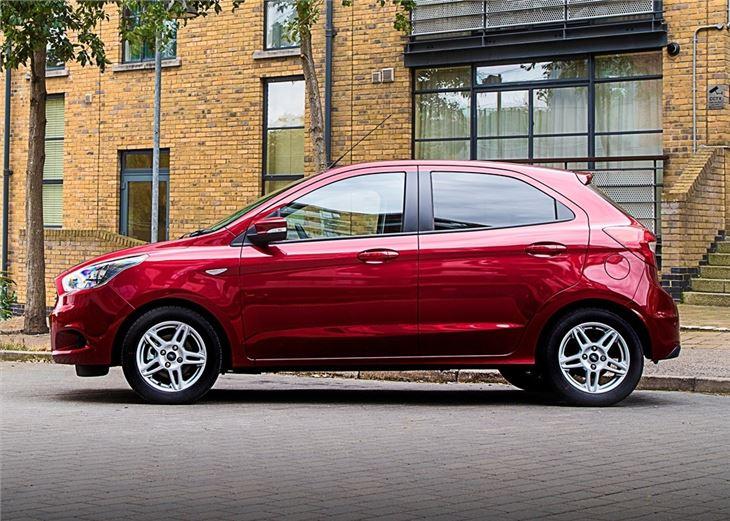 Best Ford Diesel Engine >> Ford Ka+ 2016 - Car Review | Honest John