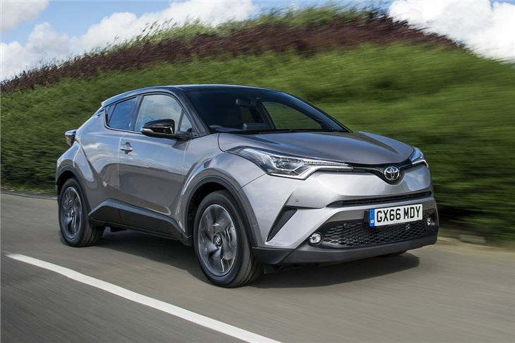 Toyota C-HR 2016 - Car Review | Honest John