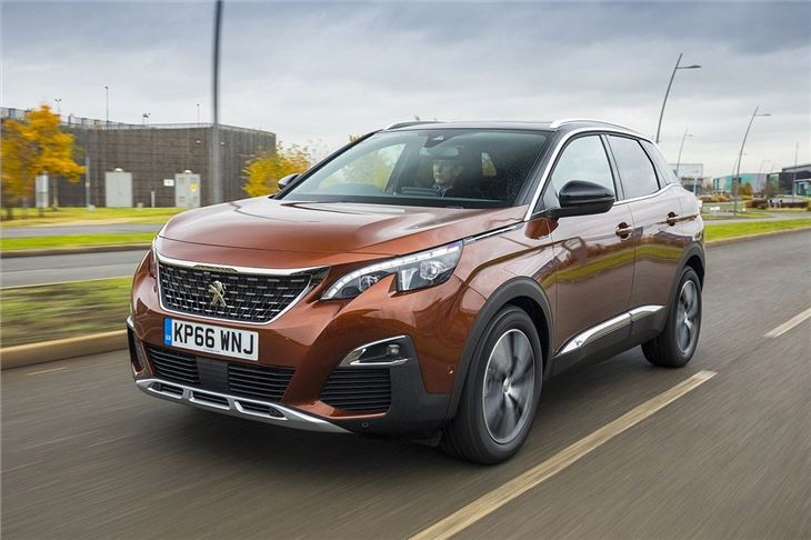 peugeot 3008 2017 - car review | honest john