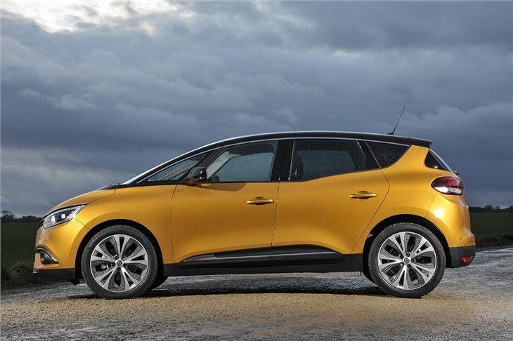 Renault Scenic 2016 Car Review Honest John