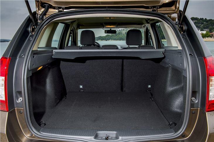 Smart Car Engine >> Dacia Logan MCV 2017 Road Test | Road Tests | Honest John