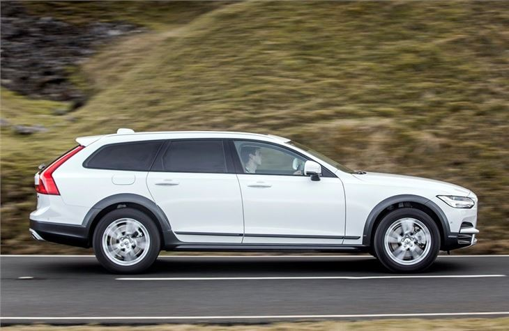 Volvo V90 Cross Country D4 2017 Road Test | Road Tests | Honest John