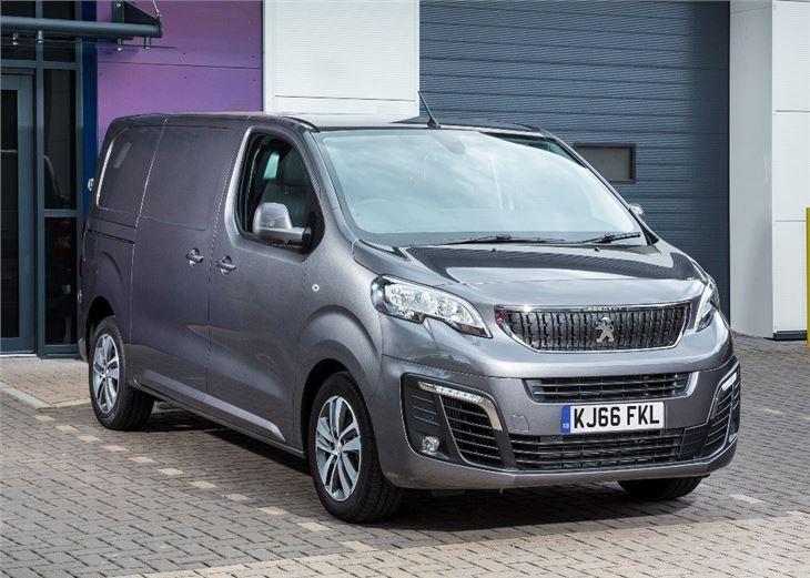 Peugeot Expert 2016 - Van Review | Honest John
