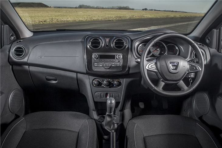Dacia Sandero 2013 Car Review Honest John