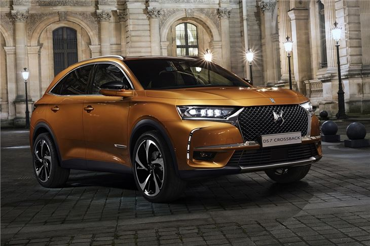 DS DS7 Crossback 2017 - Car Review | Honest John