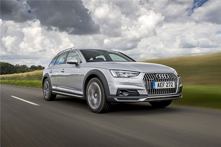 audi a4 allroad 2 0 tdi 190 road test road tests. Black Bedroom Furniture Sets. Home Design Ideas