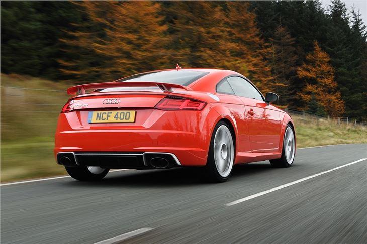 Audi tt road test