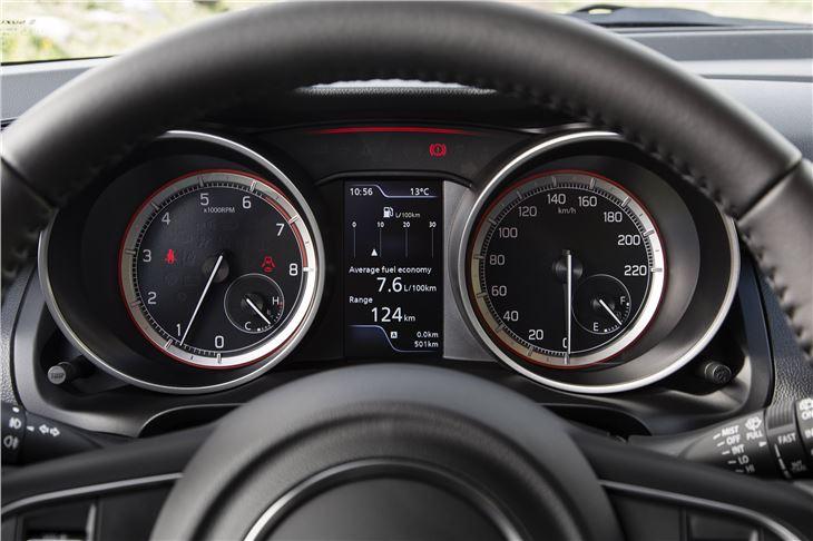 Suzuki Swift 10 Boosterjet Automatic 2017 Road Test Honest John Tue 21 Mar