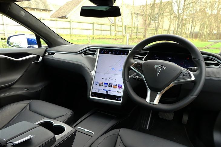 Tesla Model S 2014 Car Review Honest John