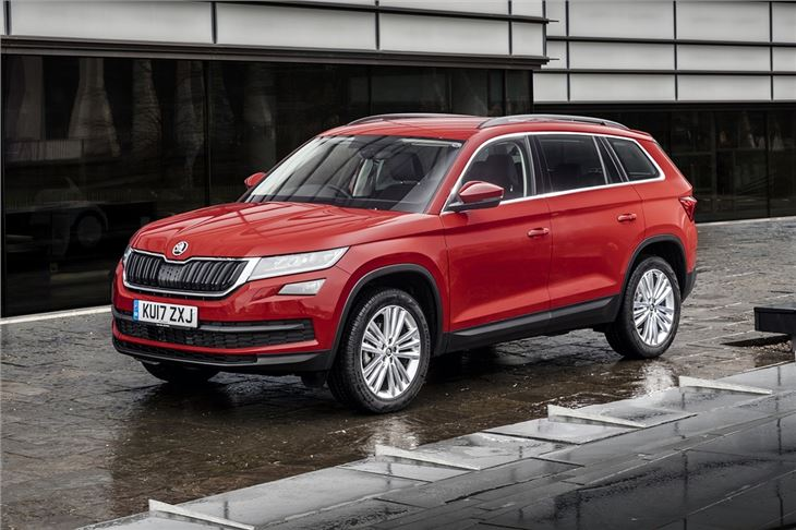 Skoda Kodiaq 2016 Car Review Honest John