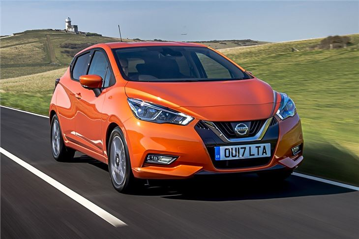 Nissan Micra 2017 Car Review Honest John
