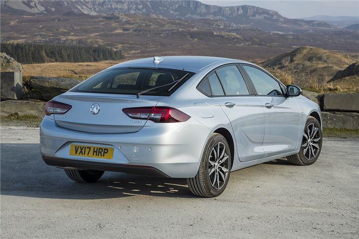 Vauxhall Insignia Grand Sport 2017 - Car Review | Honest John