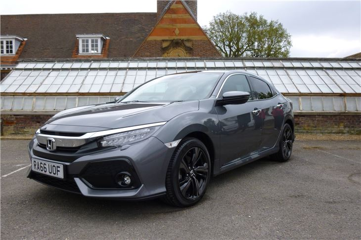 Honda Civic 1 5 Vtec 2017 Road Test Road Tests Honest John