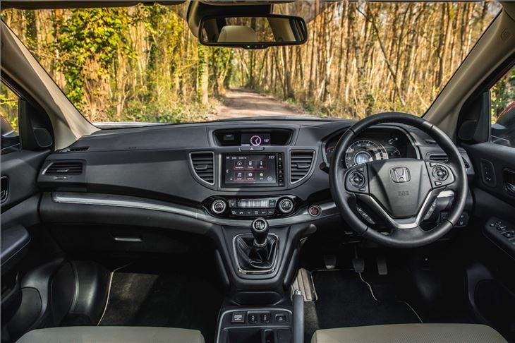 Honda CR-V 2012 - Car Review | Honest John