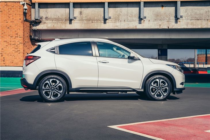 Honda HR-V 2015 - Car Review | Honest John