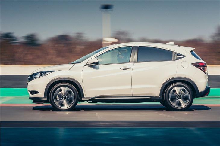 Honda Hr V 2015 Car Review Honest John
