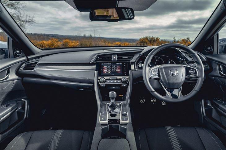 Honda Civic 2017 - Car Review | Honest John
