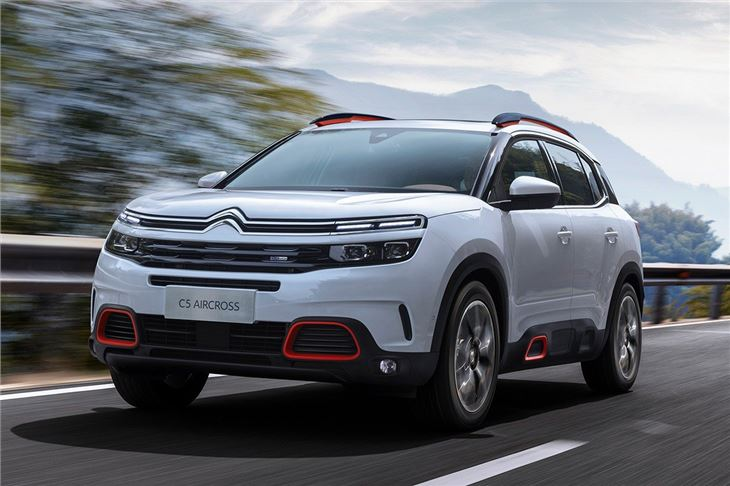 citroen c5 aircross 2018 car review honest john. Black Bedroom Furniture Sets. Home Design Ideas