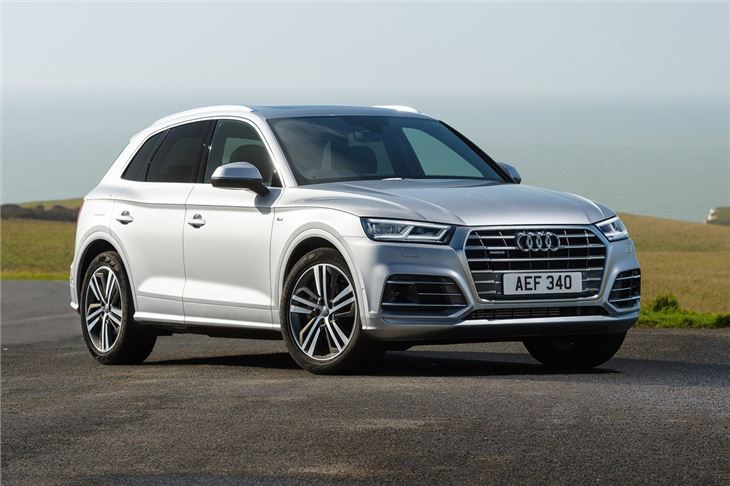 Audi Q Car Review Honest John - Audi q5 family car