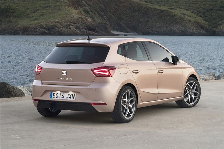 seat ibiza 1 0 tsi 115ps 2017 road test road tests. Black Bedroom Furniture Sets. Home Design Ideas
