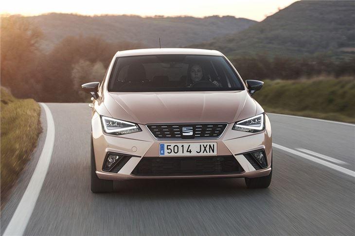 Seat Ibiza 1 0 Tsi 115ps 2017 Road Test Road Tests
