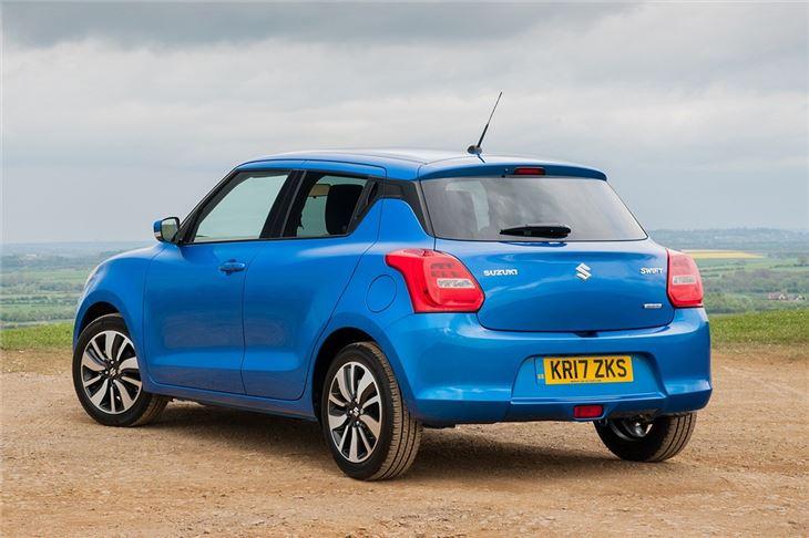 Suzuki Swift 2017 Car Review Honest John