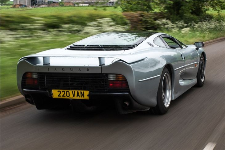 Now, Though, The XJ220 Is Starting To Be Respected By Motoring Aficionados  And Serious Collectors.