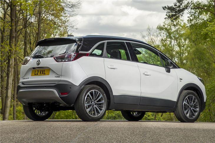 Change Practical Driving Test >> Vauxhall Crossland X 2017 - Car Review | Honest John