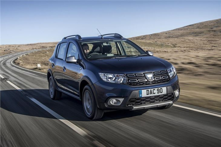 Dacia Sandero Stepway 2013 Car Review Honest John