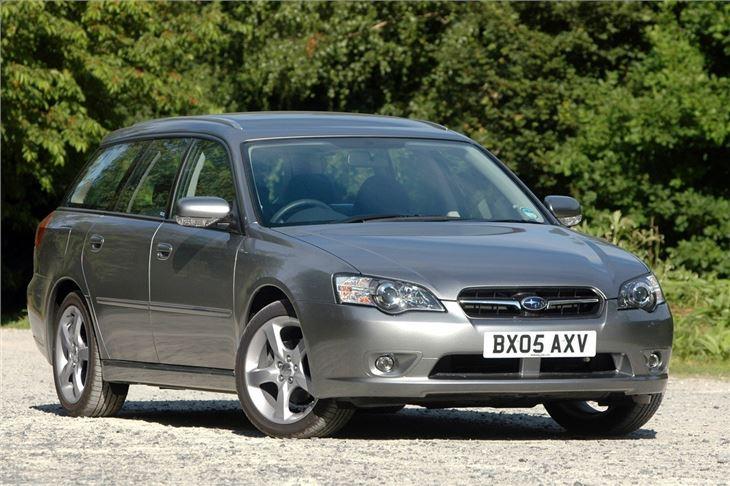 Subaru Legacy and Outback 2004 - Car Review | Honest John