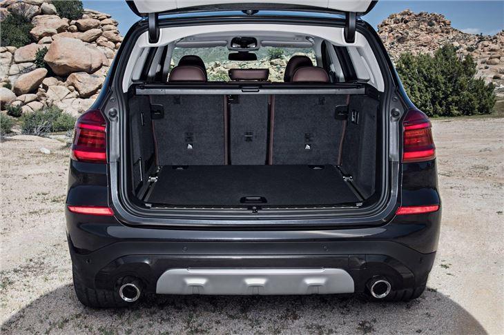 BMW X3 G01 2018 - Car Review | Honest John