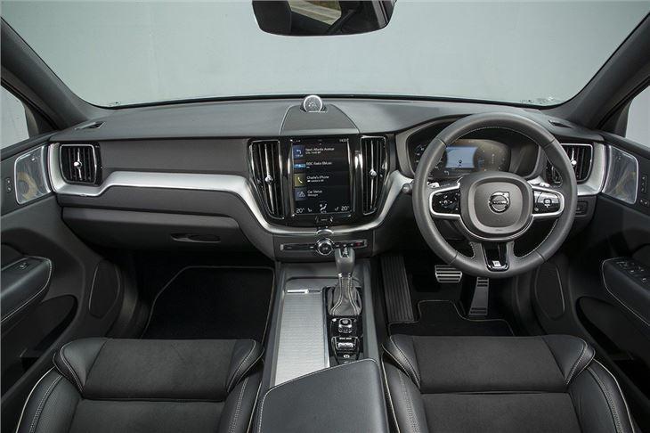 Volvo XC60 2017 - Car Review - Interior | Honest John