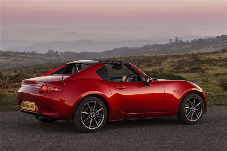 Mazda Mx 5 Rf 2017 Car Review Honest John