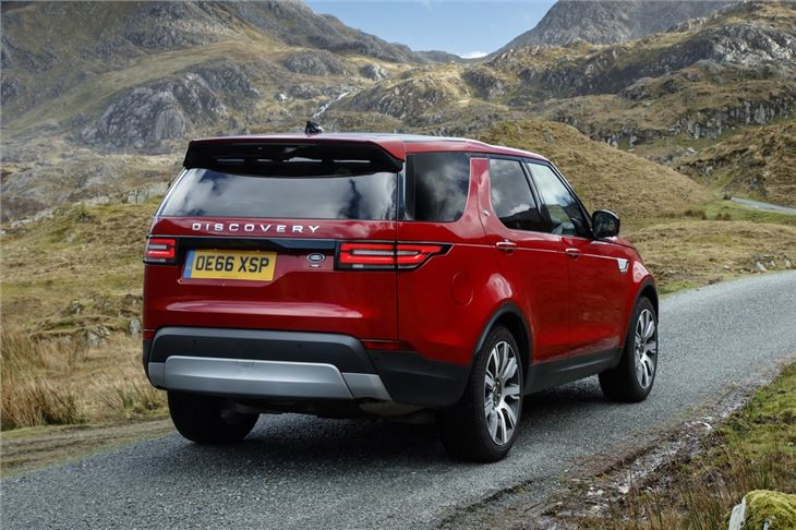 Land Rover Discovery 2017 Car Review Honest John