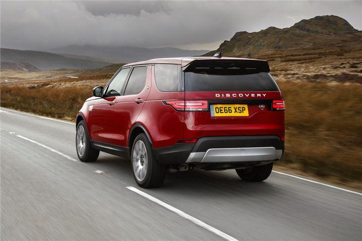 Land Rover Discovery 2017 Car Review Honest John