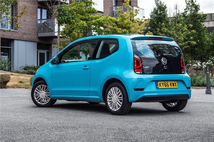 Volkswagen Up 2012 - Car Review | Honest John