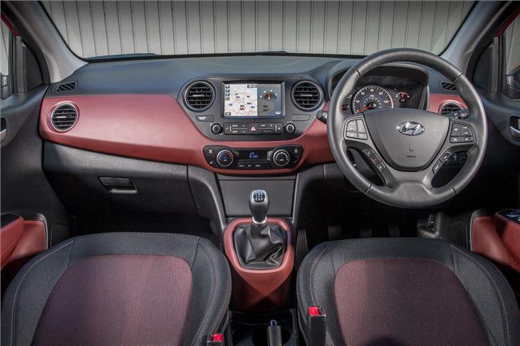 Hyundai i10 2014 - Car Review | Honest John