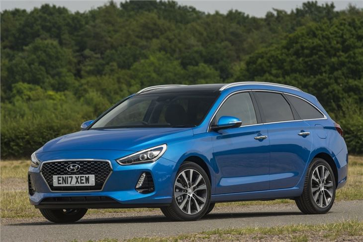 Hyundai I30 Tourer 2017 Car Review Honest John