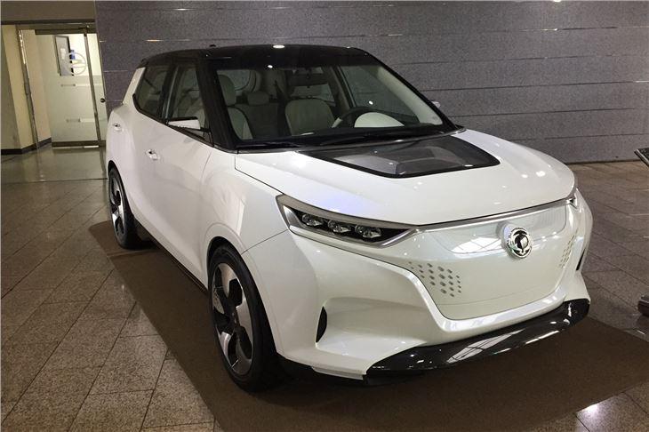 Ssangyong Tivoli Evr 2020 Car Review Honest John