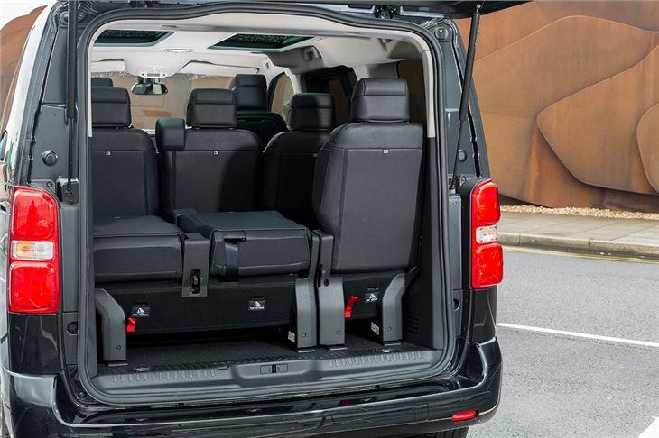 Volkswagen Lease Deals >> Toyota Proace Verso - Van Review | Honest John