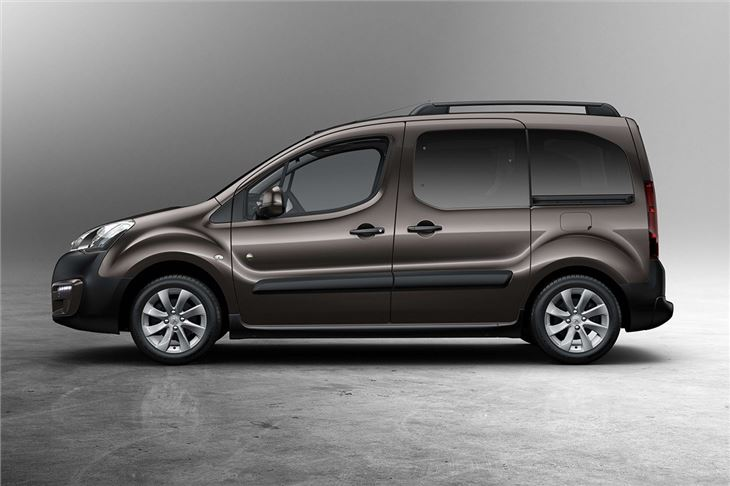 Peugeot Partner Tepee 2008 Van Review Honest John