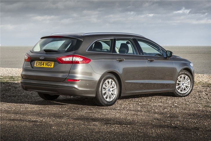 Ford Mondeo Estate 2015 Car Review Honest John