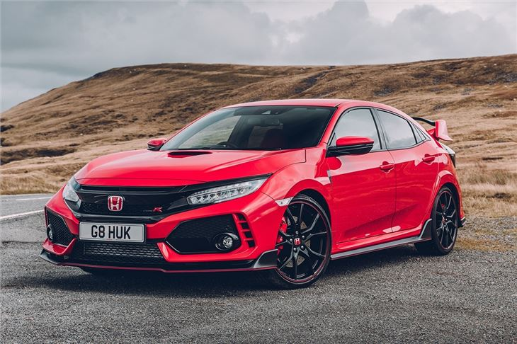 Honda Civic Type R 2017 Car Review Honest John